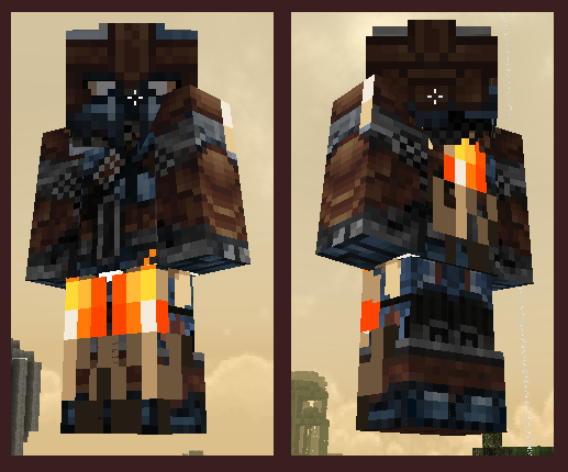 Enchant Icons Showing on Armour